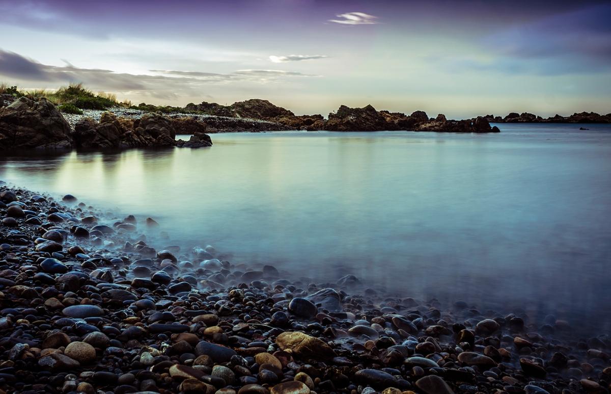 Moa Point at Dawn