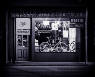 The Coffee Bicycle Shop
