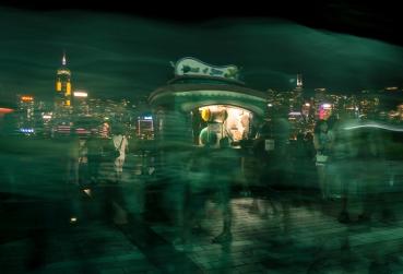 Waterfront Hong Kong