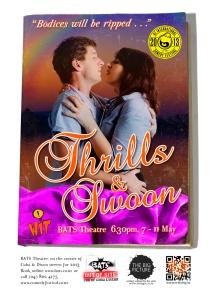 romance novel poster