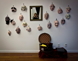 Art by funny people exhibition