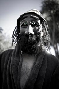 mask of a beard