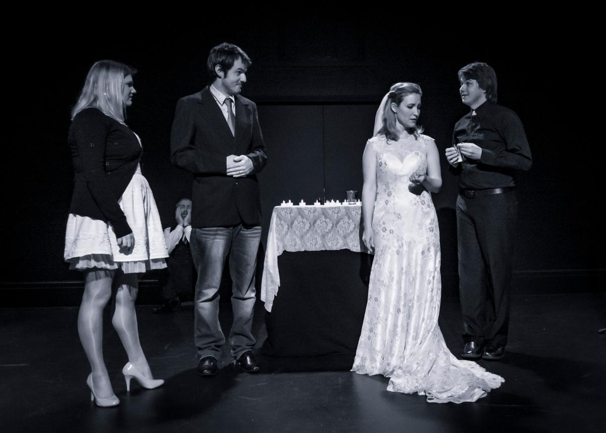 BATS Wedding interupted