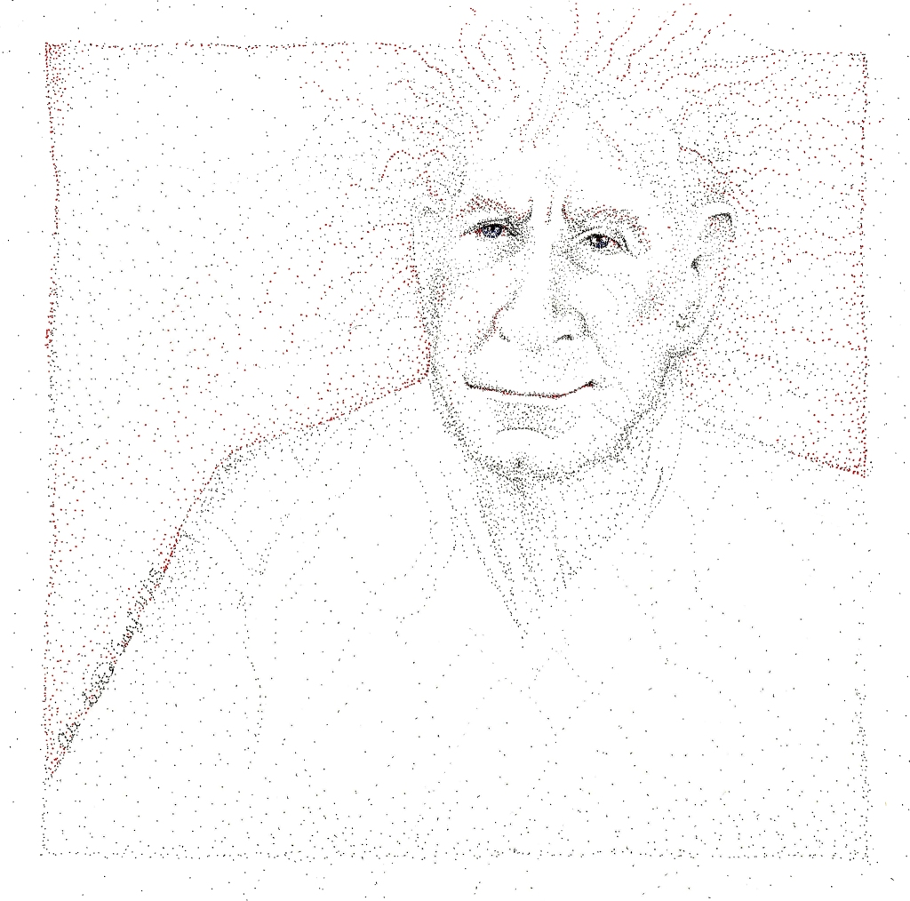 Gary Stippled 2